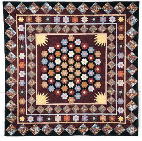 Jewelsofthegardenquilt
